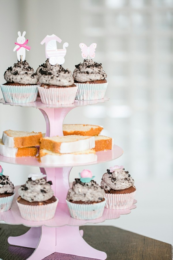 Cupcake stand for kids birthday
