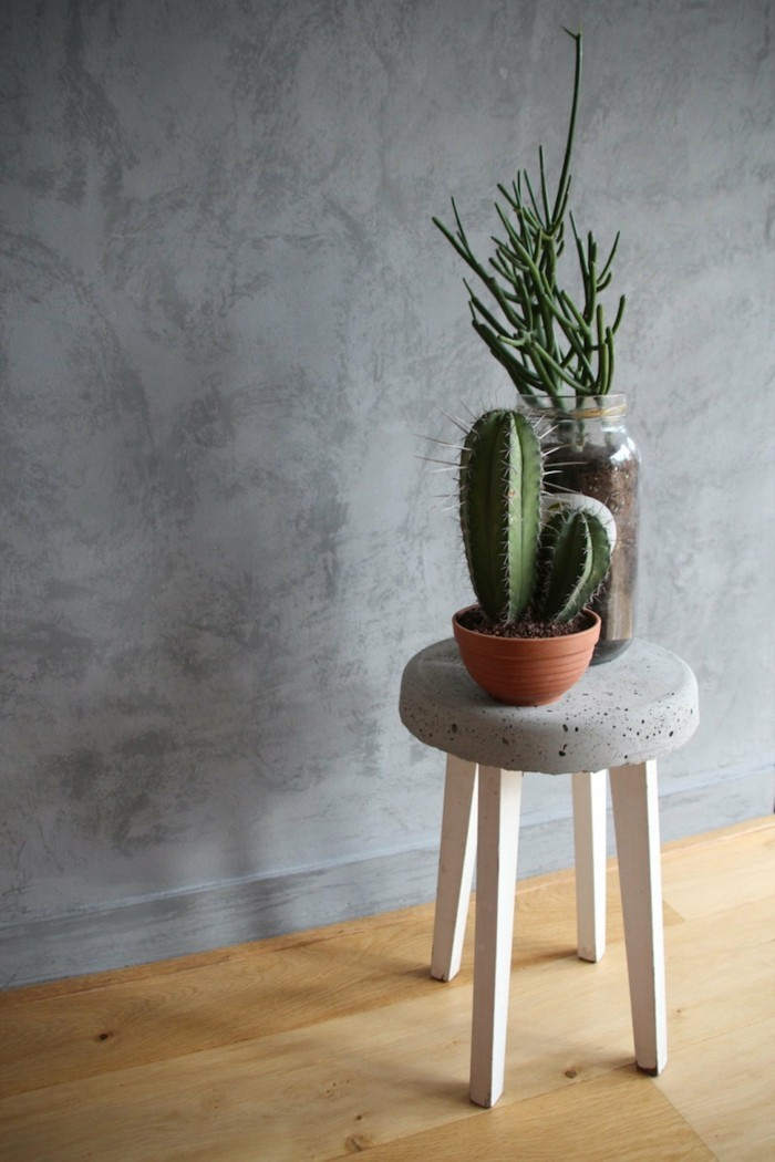 furniture made of concrete ideas tips