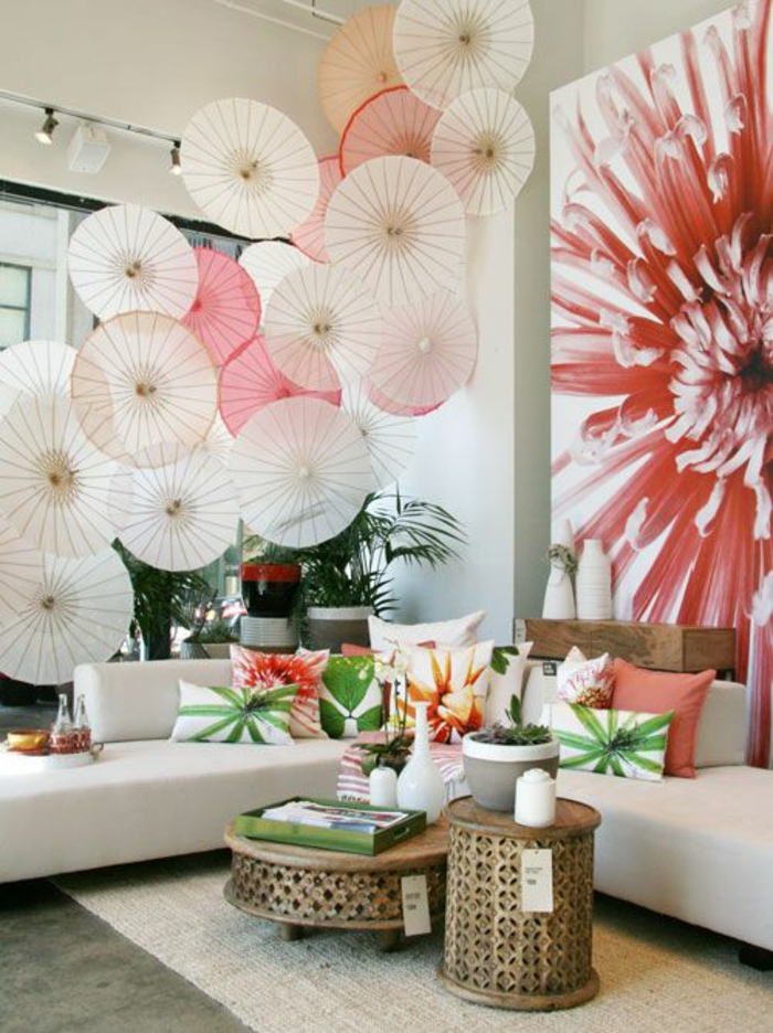 Decorate Japanese decor living room and decorate
