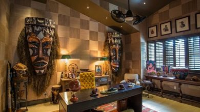 Photo of Africa decoration in your own living room: an article for all Africa lovers
