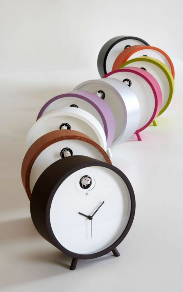 small cuckoo clocks modern