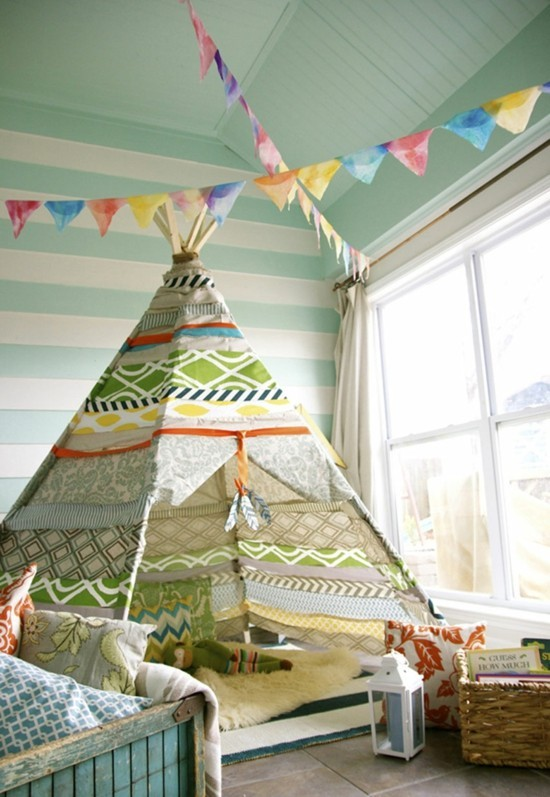 nursery ideas with play tent nursery building teepee tent yourself
