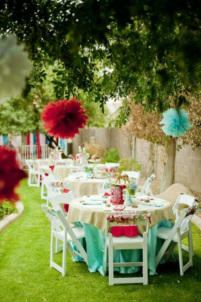 party decoration ideas deco hanging table decoration ideas light green tablecloths