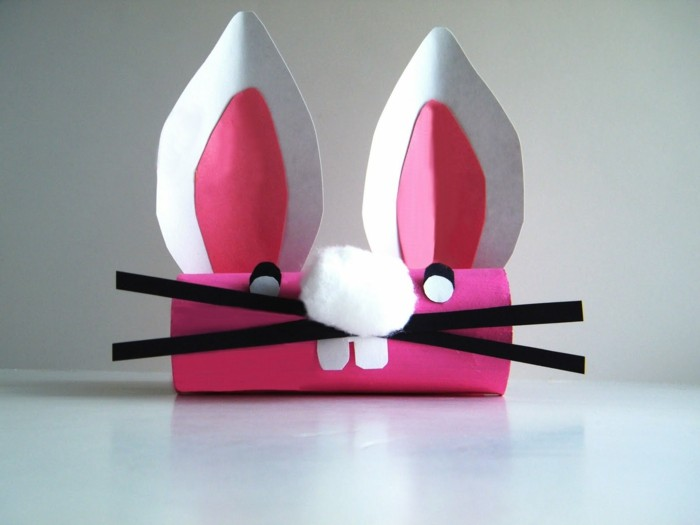 DIY ideas - deco ideas - tinker with children's bunny
