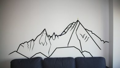 Photo of Practical, cheap and unique wall design – 55 ideas for washi tape