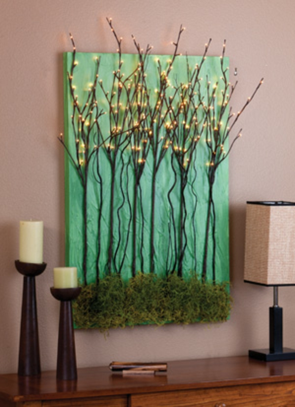 diy modern canvas pictures 3d effect
