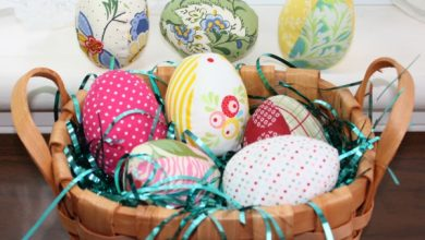 Photo of Sewing Easter decorations – make beautiful figures for a feast