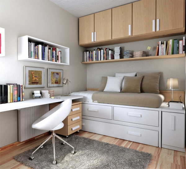 youth room furnishing compact modern beautiful