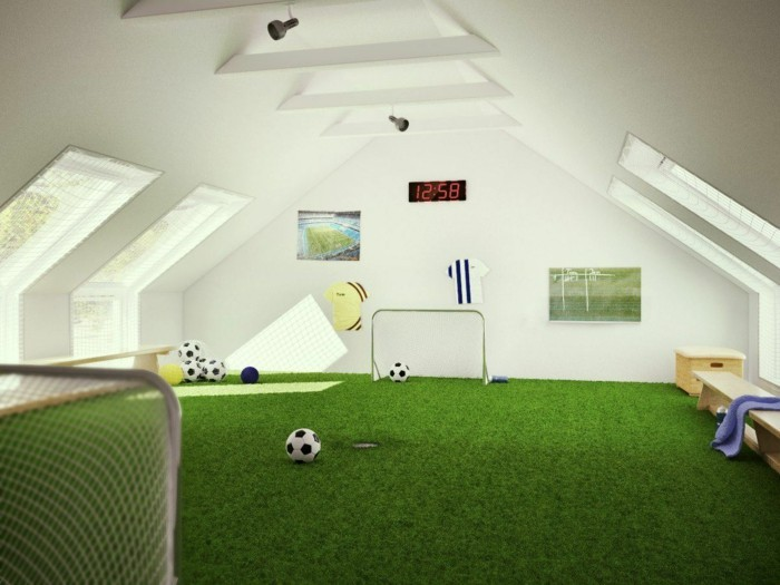 Nursery Decor Football Design Interior Ideas Loft