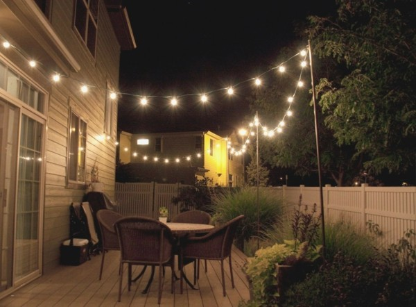 balcony lighting design