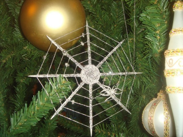 Snowflake Decoration to make yourself