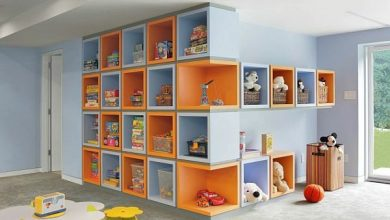 Photo of Design baby rooms with open shelves – create order and comfort at the same time!