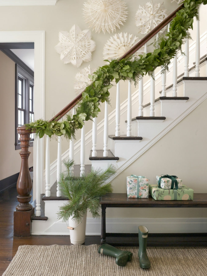 Decorate Christmas decorations by yourself