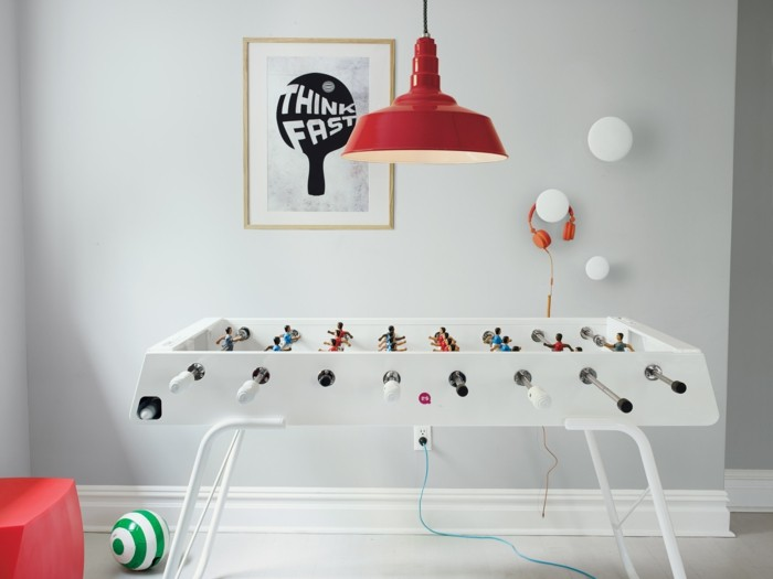 Nursery Interior Football Design Interior Ideas