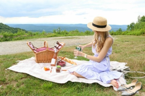 picnic ideas with a nice view