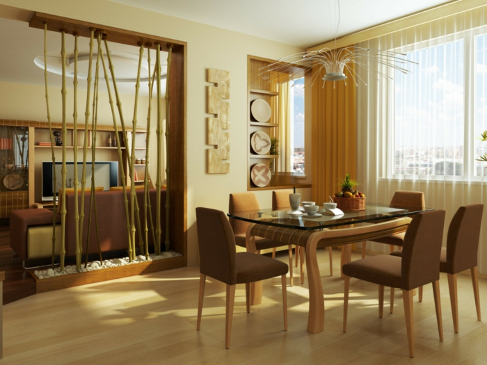 room divider bamboo bamboo decor room decorate