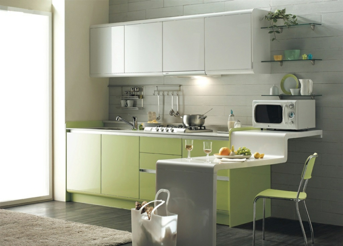 kitchen set up color ideas feng shui colors