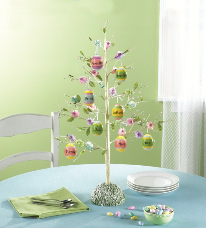 easter decoration creative decoration easter easter eggs tree