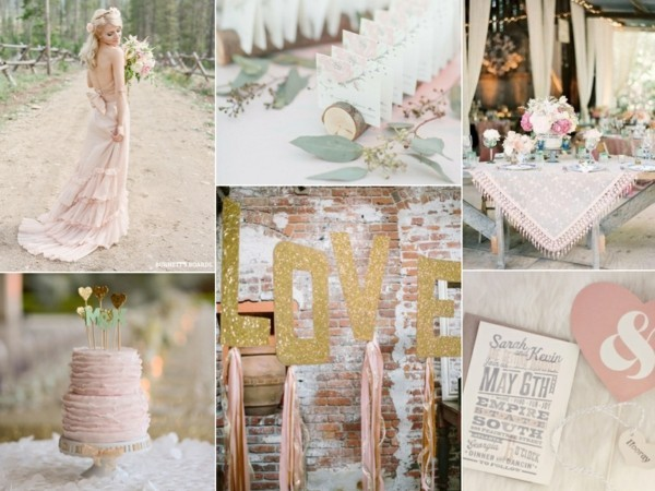 Rustic wedding wedding trends 2018