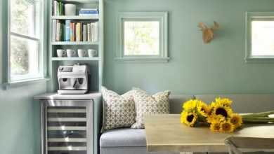 Photo of The time has come for an elegant wall paint – Mint color
