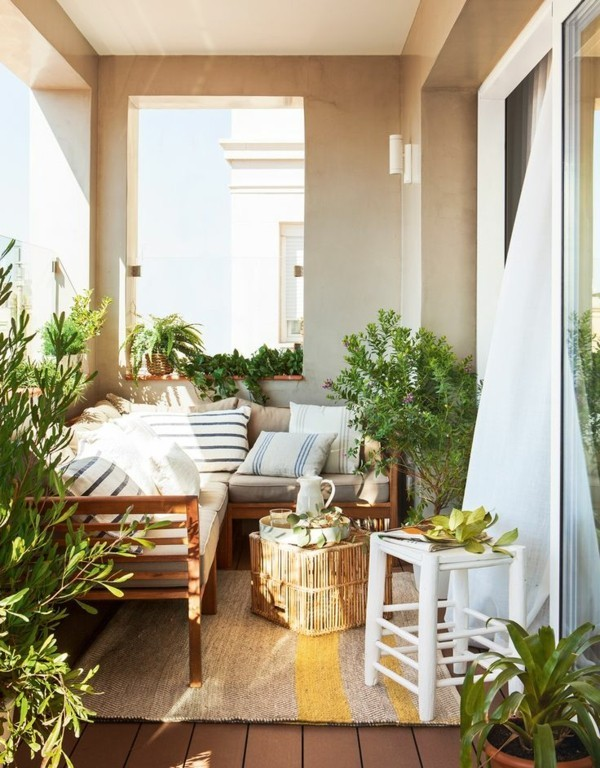 interior design deco ideas terrace shape small terrace
