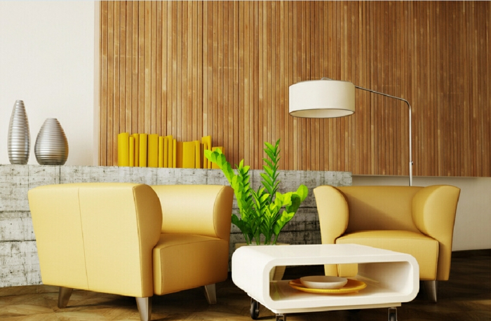 deco bamboo decoration deco living room