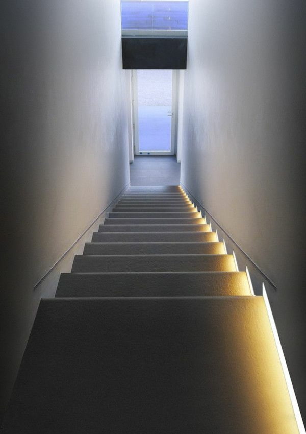 indirect staircase indirect lighting staircase