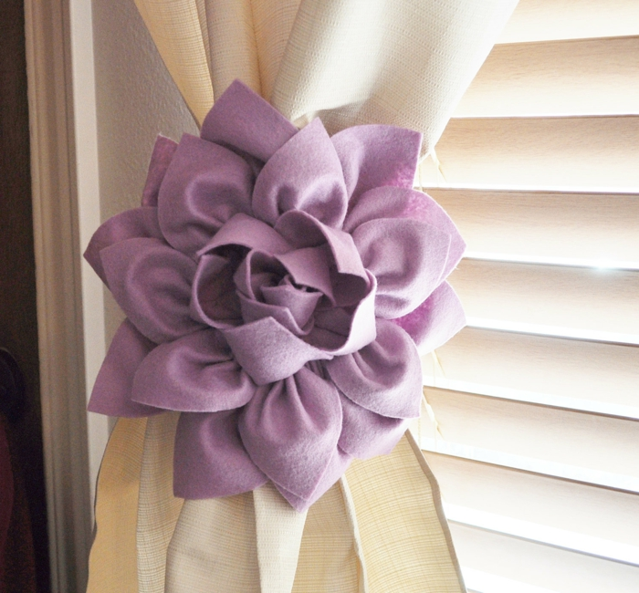 curtain holder curtain clip curtains accessories curtain flower