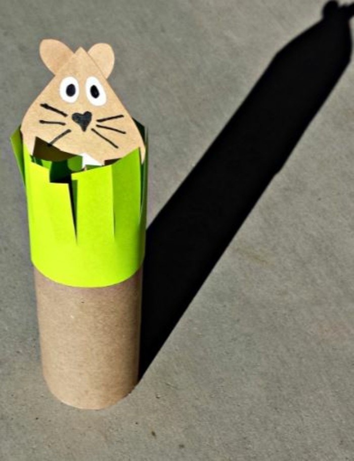 tinkering with paper towels diy ideas decorating ideas tinker with children's mole