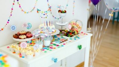 Photo of 33 Table decoration ideas: How to make the perfect birthday table