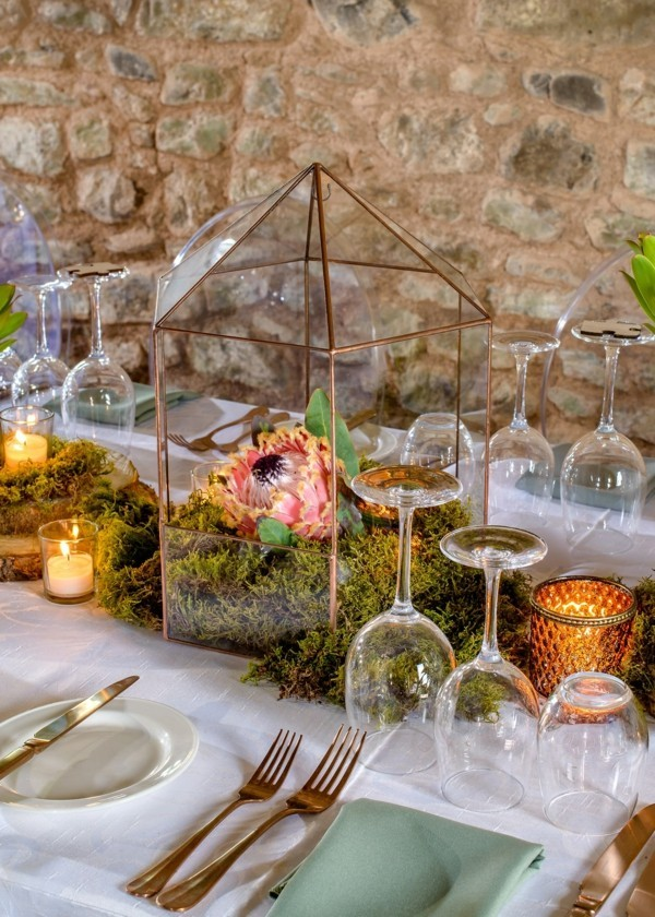 wedding table decoration wedding trends 2018