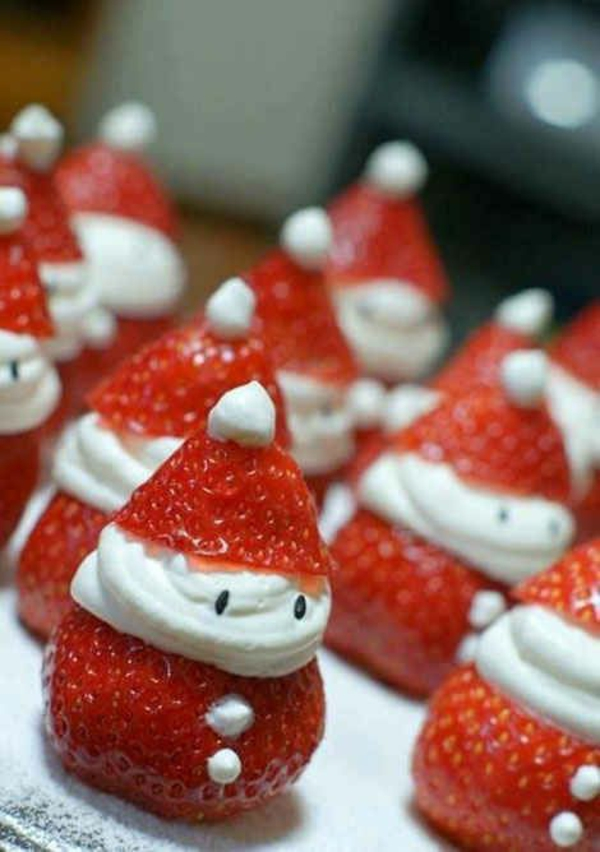 christmas tree ornaments tropical style strawberry male