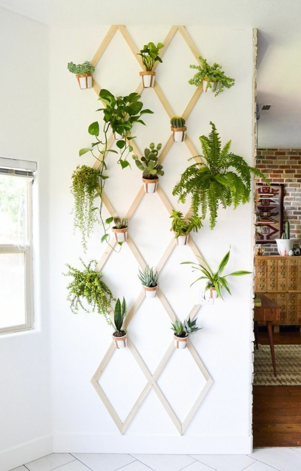 diy-planter-elegant-wall design
