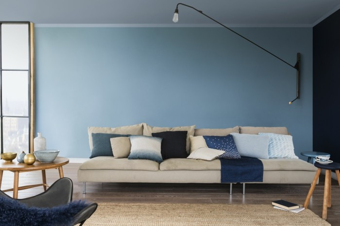 Residential Colors Wall Colors Trends Interior Design Color Gentle Blue