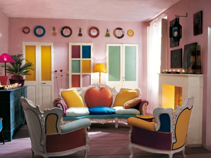 walls decorate living ideas living room colored furniture