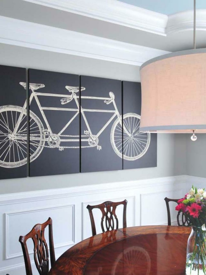 Dining room picture ideas for the wall