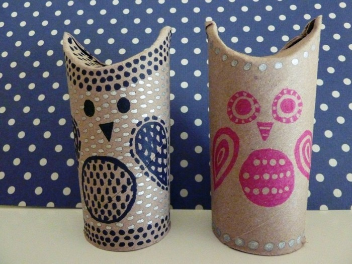 tinkering with paper towels diy ideas decorating ideas with kids dots