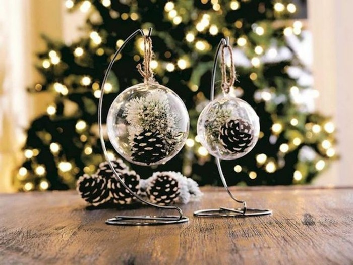 tinker christmas tap glass table decoration