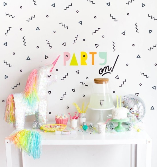 wall deco ideas party fresh wall decals party stickers