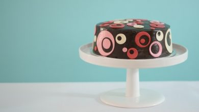 Photo of Fondant cake fondant – 30 artworks with fondant