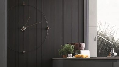 Photo of Current ideas for stylish wall clocks!