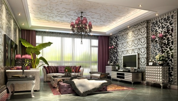carpet living room luxurious wall design and beautiful ceiling design