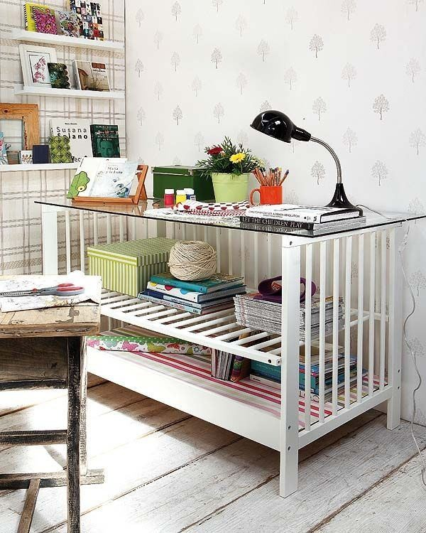 practical nursery ideas from old make new