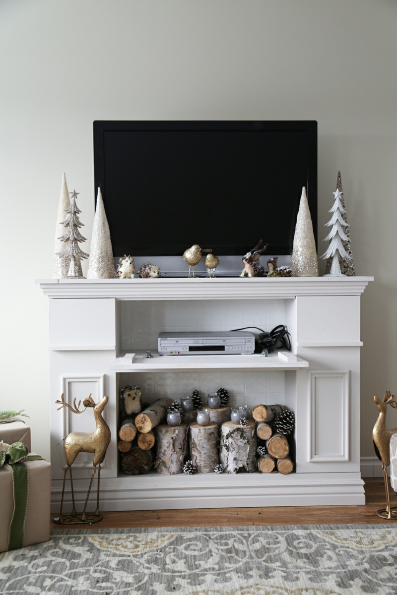 Mantelpiece ideas Ideas Furnishing ideas Living room Country style