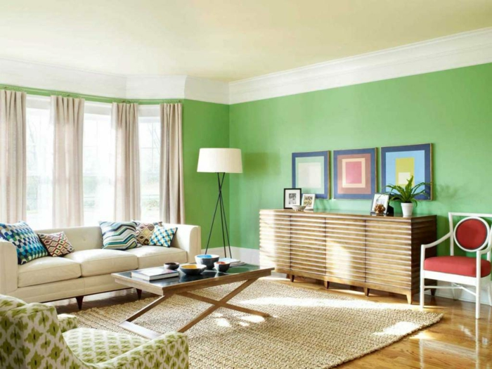 feng shui colors coloring living room interior design