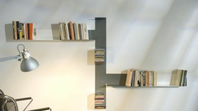 Photo of Wall shelves that transform the ambience in a cool way