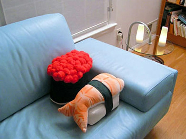 Creative-Pillow-and-pillow-sushi-idee