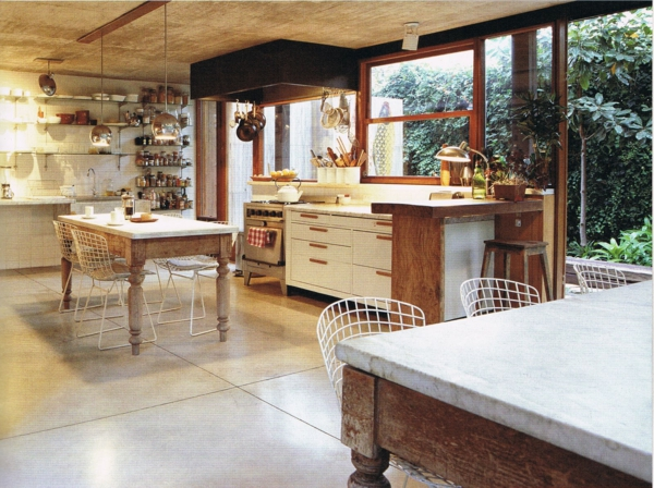 modern country kitchen dining table chairs