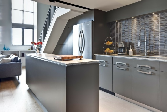luxury and design as a kitchen design