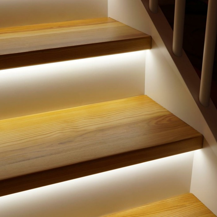 Floor lighting ideas